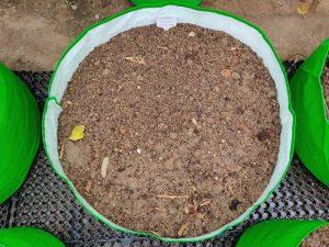 HDPE Grow Bag (24″ X 12″)