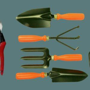 Gardening Tools Set with Pruner