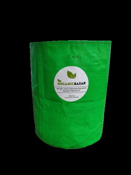 HDPE Grow Bag 12X15 Inch