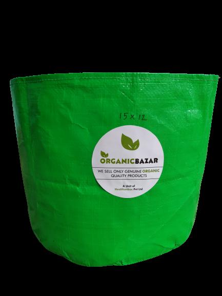 HDPE Grow Bag 15 X 12 Inch