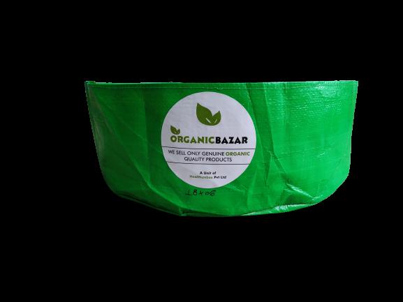 HDPE Grow Bag 18 X 6 Inch