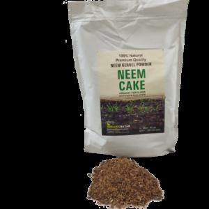 Neem Cake Powder (Neem khali) for Plants