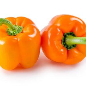 Capsicum Orange F1 Hybrid Seed